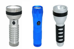 LED torches Stock Image