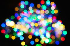 LED transparent balloon, perfect for party, decoration in blur. LED transparent balloon, perfect for party, wedding, Xmas, decoration, promotion in blur like stock image