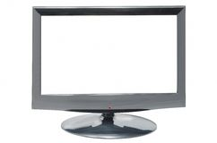 Led tv Stock Photography