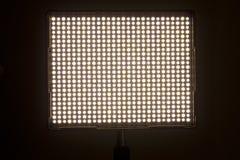 LED video light Stock Photo