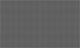 Led video wall screen, diode dot grid texture. Vector digital panel mesh pattern background. Led video wall screen, diode dot grid texture. Vector digital video stock illustration