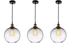 Led vintage lighting Stock Image