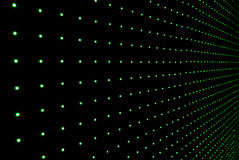 LED wall background Stock Images