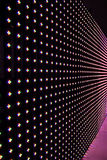 LED wall background Royalty Free Stock Photo