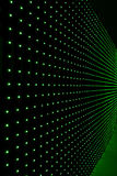 LED wall background. The color LED wall background Stock Photo
