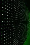 LED wall background Stock Photo