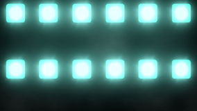 LED wall lights ( party lights background +20 ). HD 1080 stock footage