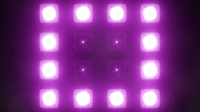 LED wall lights ( party lights background +20 ). HD 1080
