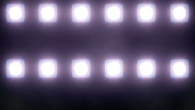 LED wall lights ( party lights background +20 ) stock video