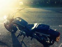 Ledare för motorcykel för Suzuki marodör gz125 arkivbild