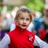 Ledare 02. Oktober 2016: Barr Frankrike: Karnevalet och ståtar Royaltyfri Fotografi