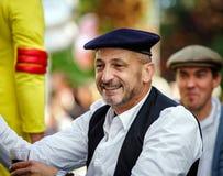 Ledare 02. Oktober 2016: Barr Frankrike: Karnevalet och ståtar Fotografering för Bildbyråer