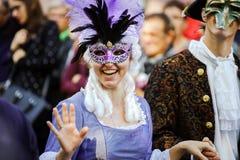 Ledare 4 Oktober 2015: Barr Frankrike: Stor festdes Vendanges Royaltyfria Bilder