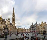 Ledare: 16th April 2017: Bryssel Belgien Hög upplösning p Arkivbilder