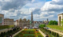 Ledare: 16th April 2017: Bryssel Belgien Hög upplösning p Arkivfoton