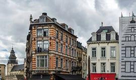 Ledare: 16th April 2017: Bryssel Belgien Hög upplösning p Fotografering för Bildbyråer