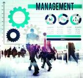 LedareLeadership Management Director lagledare Concept Royaltyfria Bilder