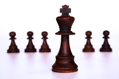 ledarskap royaltyfri bild