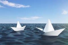 Ledarskap och teamworkbegrepp vektor illustrationer