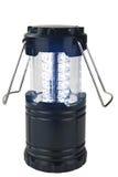 LEDD campa lampa Arkivfoto