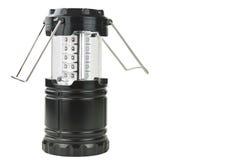 LEDD campa lampa Arkivbilder
