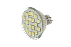 Ledd lampa Fotografering för Bildbyråer