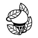 LEDD linjär kula Royaltyfri Bild