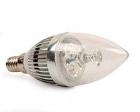 Ledd ljus kula för stearinljus Arkivbilder