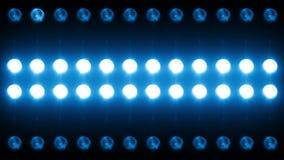 Ledd väggljusnärbild Backgrlound 4K lager videofilmer