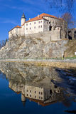 Ledec nad Sazavou Castle. Czech Republic Royalty Free Stock Photography