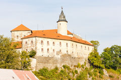Ledec nad Sazavou Castle Stock Photography