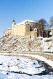 Ledec nad Sazavou Castle Royalty Free Stock Photo