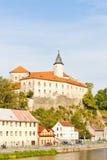 Ledec nad Sazavou Castle Royalty Free Stock Image