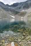 Ledenoto & x28; Ice& x29; Озеро и пик Musala, стоковая фотография rf