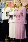 Ledenpop met kleding Stock Fotografie
