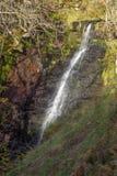 leder breconvattenfallet arkivfoton