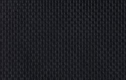 Leder mit aufgeprägter geometrischer Zeichnung Stockfotos