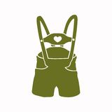 Lederhosen Royalty Free Stock Images