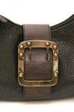 Lederne Handtasche III Lizenzfreie Stockfotografie