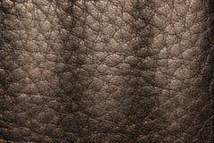 Lederner Beschaffenheits- oder Lederhintergrund für Industrieexport Mode-Geschäft Möbeldesign- und Innenausstattungsideenkonzept Lizenzfreies Stockfoto
