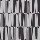 Lederner Beschaffenheitshintergrund - abstraktes nahtloses Muster lizenzfreie abbildung