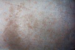 Ledernes braunes Hintergrundlicht Stockbild