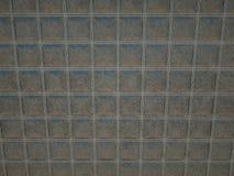 Ledernes Quadrat n?hte graue Beschaffenheit oder Hintergrund vektor abbildung