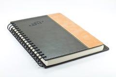 Ledernes Tagebuch 2011 Stockbilder