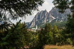 Cortina Dampezzo Stock Photos