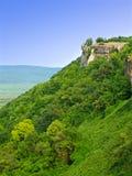 Ledge of plateau. Royalty Free Stock Images