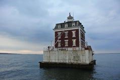 Ledge Point Lighthouse, CT Stock Photo