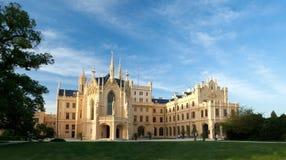 Lednice castle Royalty Free Stock Photography