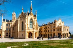 Lednice Valtice Castle 22 royalty free stock photos