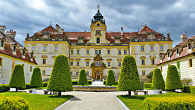 Lednice Valtice Chateaux Royalty Free Stock Photography